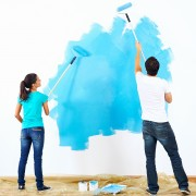 Pointers for eco-friendly painting at home
