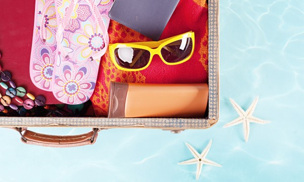 3 tricks to packing light for a trip