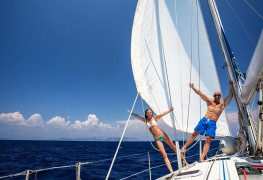 6 reasons why learning to sail should be on your bucket list