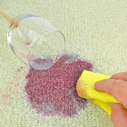 Simple advice to rid your carpet of stains