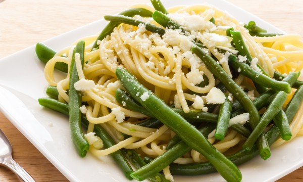 Vegetables for vitality:  green beans
