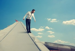 6 good things to do and 3 to avoid if you're a nervous flyer