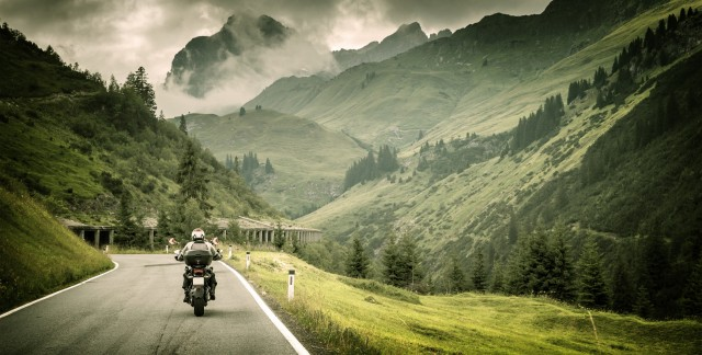 Best motorcycle road trips