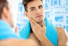 Facial skin care tips for men