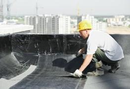 DIY advice: repairing a flat roof