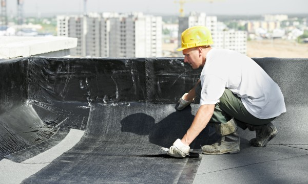 Diy Advice Repairing A Flat Roof Smart Tips