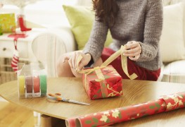 Simple holiday prep: stress-free ways to wrap gifts and eliminate dust