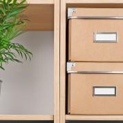 Smart small storage strategies