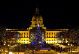 Free holiday activities for the whole family in Edmonton