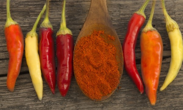 Foods that harm, foods that heal: chillies