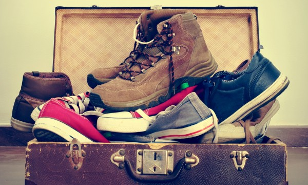Tricks to keep your shoes in tip-top shape