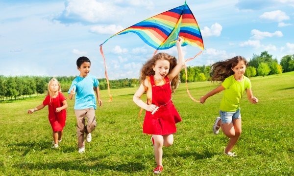 Make your own kite for high-flying fun