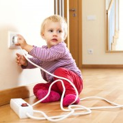 Safe tips for protecting children from home accidents