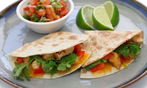 2 tasty vegetable Tex-Mex snacks