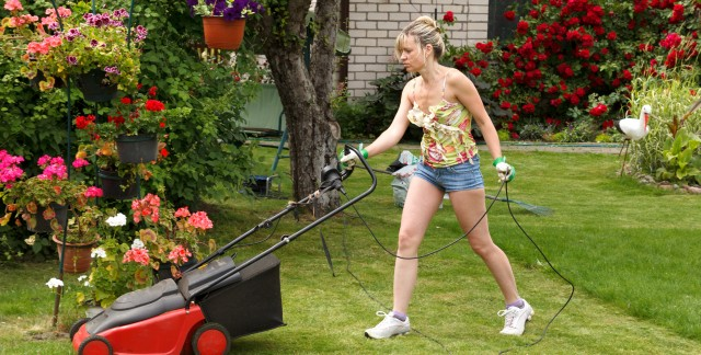 Easy fixes for Serious Mower Issues