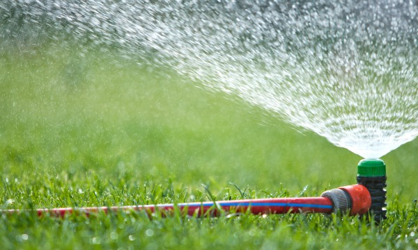 5 portable sprinkler system options for a lush healthy lawn