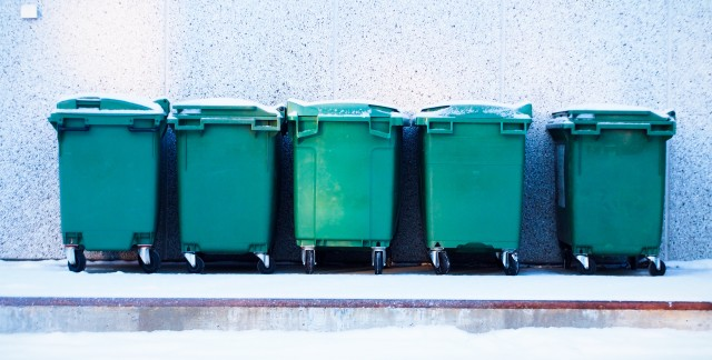 Helpful hints for recycling at home