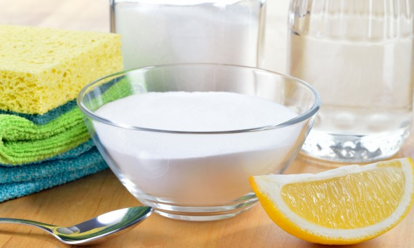 Tips on cleaning with baking soda