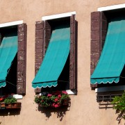 Cutting utility costs with awnings