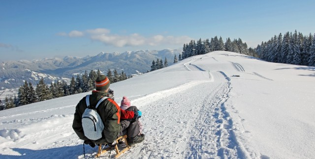 5 great reasons to get your sled on