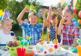 How to plan your child's party on a budget