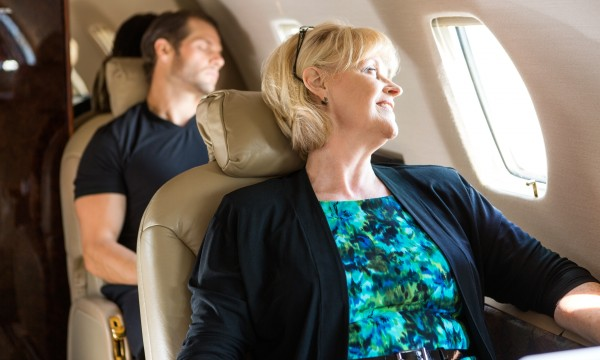 Top secrets to scoring a travel upgrade