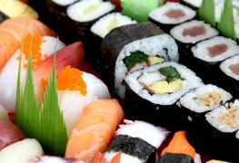 4 tips to avoid food poisoning when preparing sushi