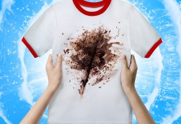 5 Tips for getting stains out of clothes