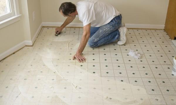 Installing And Repairing Vinyl Flooring Key Tips Smart Tips