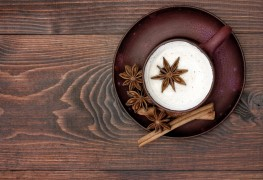 Coffee and tea: A healthy twist of chai