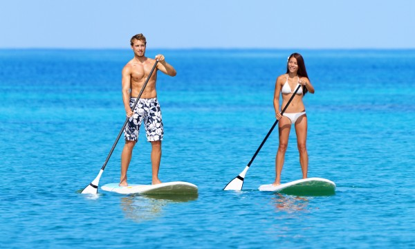 A few tips to help you choose the right stand-up paddleboard