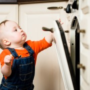 The kitchen childproofing checklist