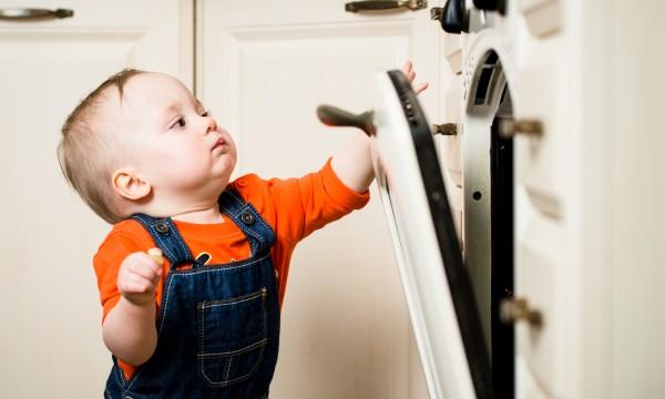 The kitchen childproofing checklist