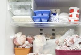 Dealing with a freezer door that's been left open