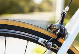 Easy fixes for squishy and screeching bike brakes