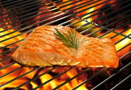 2 simple recipes for barbecued fish and potatoes