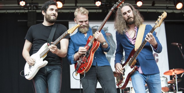Your guide to the 2017 Calgary Folk Music Festival
