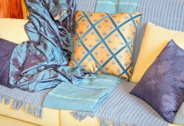 Smart tips to help you make a cushion cover and a book cover