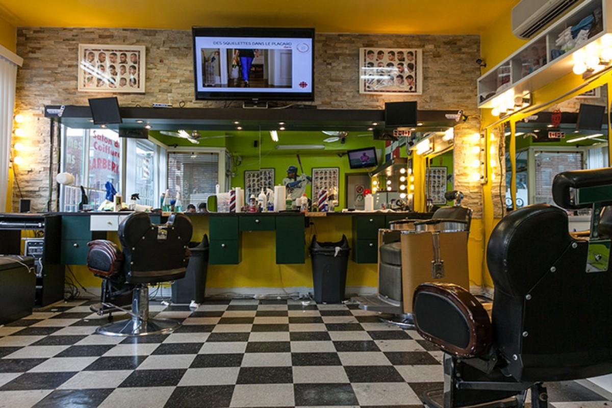 Salon De Coiffure Barberito