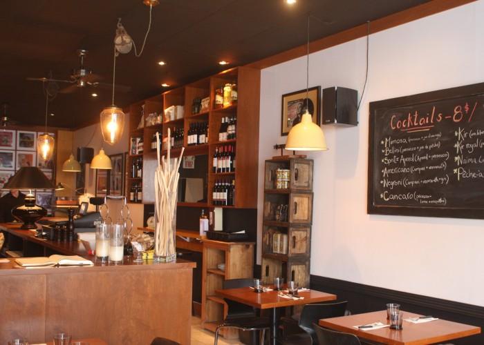 Barcola Bistro - Tagliatelle, Gnocchi, Ravioli