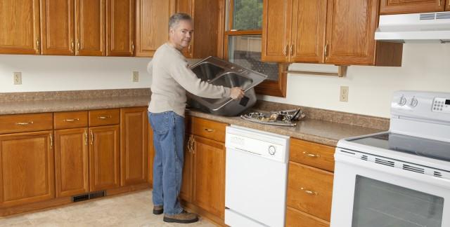 DIY kitchen sink installation made easy