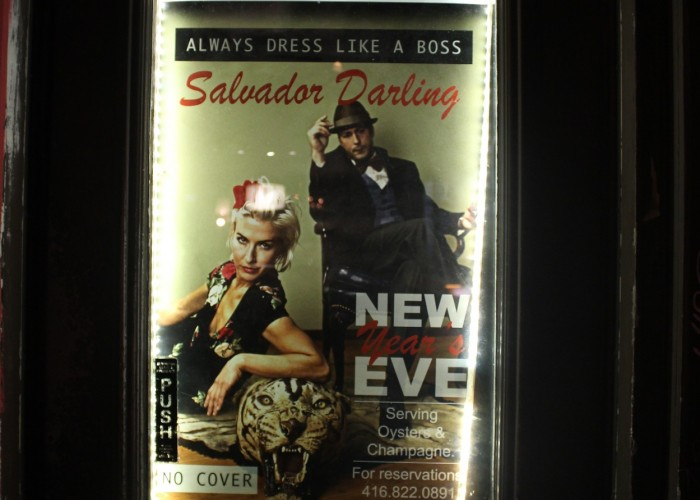 SalvadorDarling - Queen West, drinks, music
