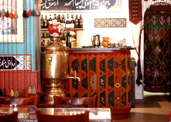 Pomegranate Restaurant - Iranian cuisine, Fesenjaan, adas polo