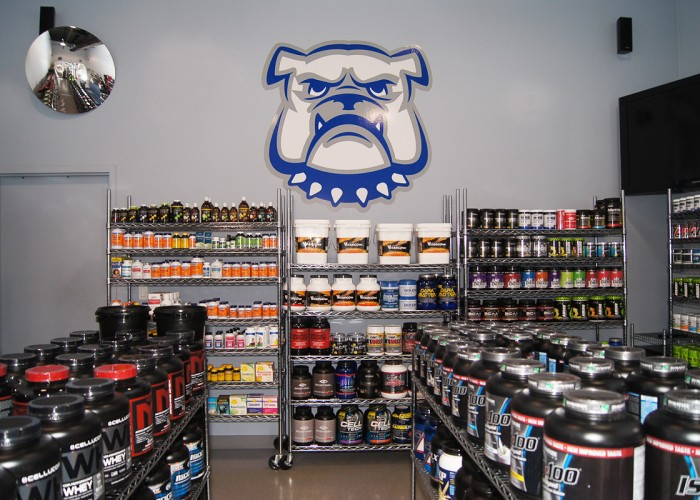 Bulldog Nutrition