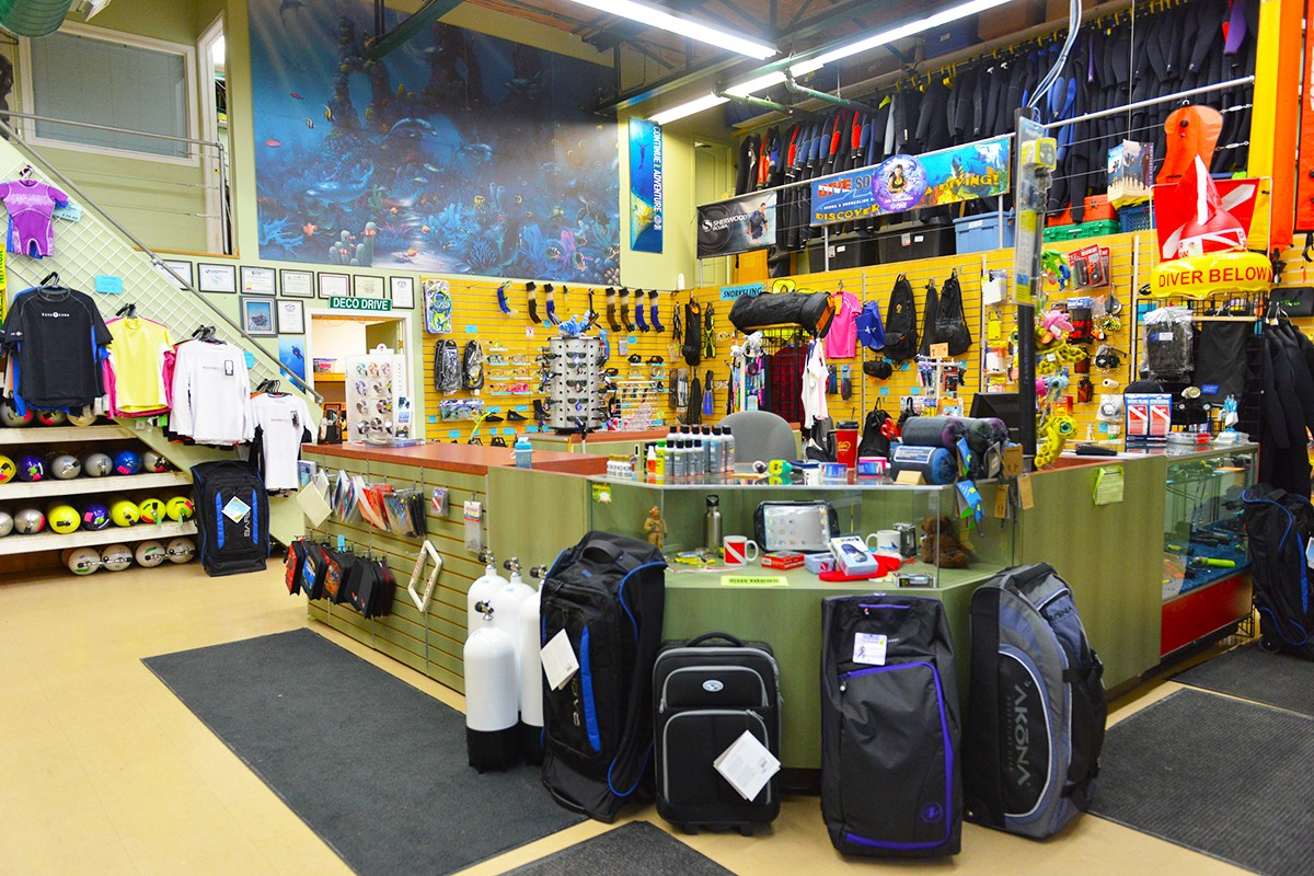 Dive Source Scuba Snorkeling Shop Oshawa Business Story