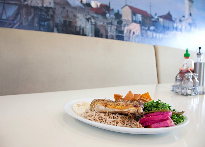 Jerusalem Grill, authentic Middle Eastern cuisine, brunch, lunch, dinner, dine in, takeout, delivery
