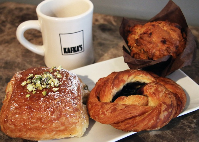 Kafka's Coffee and Tea
