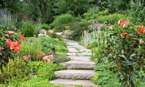 Superior 3 Ways To Make A Garden Path With Sand Or Mortar