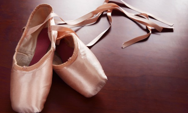 3 types of dance shoes