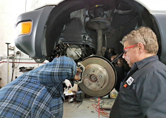 Port Moody Auto & Air offers complete break service, replacement and repair.